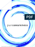 Pure Awareness Book