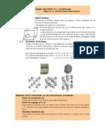 Tema n1 Estructura Cristalina