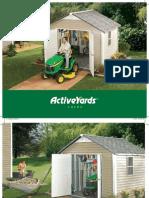 ActiveYards Shed Brochure
