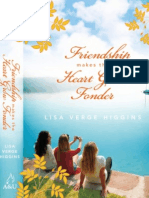 Lisa Verge Higgins - Friendship Makes the Heart Grow Fonder (Extract)