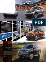 Brochure Crv 2013