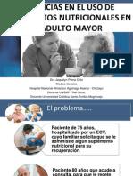 EVIDENCIAS EN EL USO DE SUPLEMENTOS NUTRICIONALES EN  colorinchis.ppt