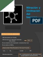 Presentación nitacion de benceno