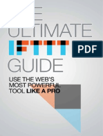 ULTIMATE IFTTT GUIDE