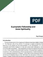 Eucharistic Fellowship and Asian Spirituality