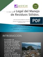 001_Marco Legal del Manejo de Residuos Sólidos