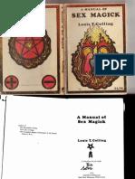 Louis T. Culling - A Manual of Sex Magick