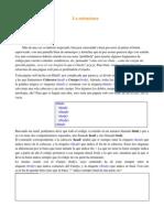 Conocimientos de HTML en Un Libro Hecho de Mi