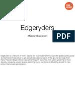 Hire Edgeryders!