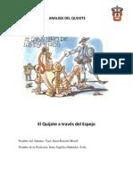 Analisis Del Quijote