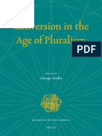 Conversion in the Age of Pluralism Religion and the Social Order