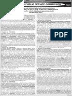 UPSC Recruitment 2013 Advt No 142013 - 175 Various Posts Last Date 17-10-2013