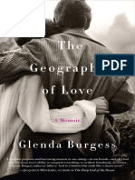 The Geography of Love by Glenda Burgess - Excerpt