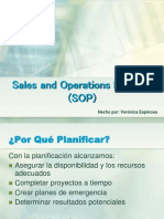 Sales&OperationsPlanning