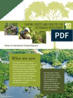 CIFOR Brochure