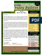 Parent Bulletin Issue 8 SY1314