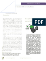 CFD for Oil and Gas Industry - Report by TTRC