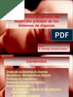 Introduccion Al Estudio de Los Sistemas de Organos