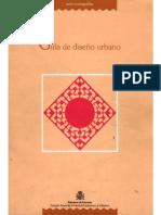 GUIA DE DISEÑO URBANO
