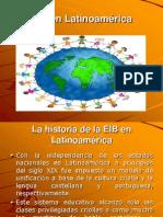 EIB en Latinoamérica