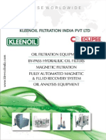 kleenoil filteration india pvt ltd
