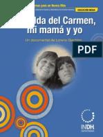 Ed. Media - Reinalda del Carmen, mi mamá y yo