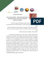 Jogo Rito e Tempo - Articulacoes Entre Os Pensamentos de Jacob Levy Moreno e Giorgio Agamben