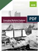 SEB's Emerging Markets Explorer October 2013