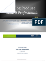 Catalog de Produse IMD Horticulture Systems - Solarii Profesionale - Www.solariisisereinrate.ro Solarii legume, Sere IMD