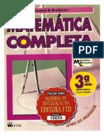 Matematica Completa Giovanni e Bonjorno Livro Do Professor