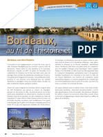 Bordeaux, reflet de toutes les époques - Bien-Dire Magazine - Sept/Oct 2013