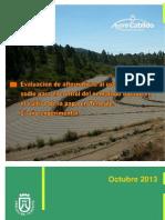 Evaluación de alternativas al uso de metam sodio para el control del nemátodo dorado en el cultivo de papa en Tenerife (España)