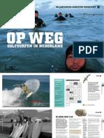 Op Weg Gratis Surfboekje