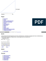 Fajrinrasyid Com 2012-09-21 Bagaimana Cara Memperoleh Ipk 4