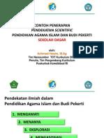2.1.2 Contoh Pendekatan Scientific Pai-pb_sd
