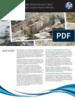 HP Designjet Z6200 Case Study