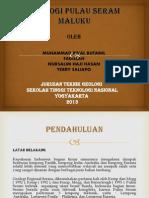 Geologi Pulau Seram