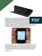 LG Hadirkan Smartphone Android Canggih Harga Murah