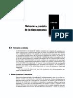 Gravelle & Rees - Naturaleza y ambito de la microeconomía
