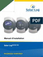 Installation Manual FR Jan13