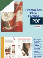 Promoções ciclo 11-2009