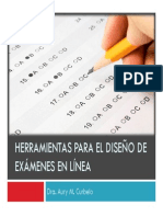 Herramientas Examenes Linea