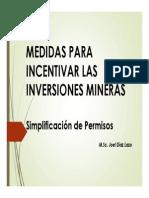 Mineria e Inversion