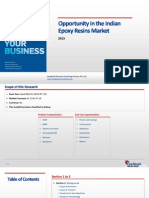 Opportunity in the Indian Epoxy Resins Market_Feedback OTS_2013