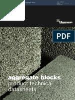 Aggregate Blocks Technical Manual