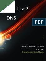 Practica 2 DNS