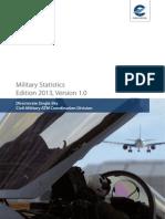 20130514 Eurocontrol Military Statistics