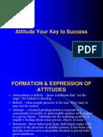 3 Attitude