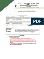 Examen de Castellano i