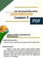 a. QB lesson 5